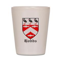 Hobbs Shot Glass