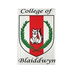 Blaiddwyn Rectangle Magnet (10 pack)