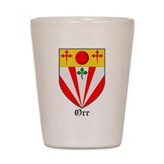 Orr Shot Glass