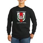 Blaiddwyn Long Sleeve Dark T-Shirt