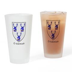 Hanna Drinking Glass
