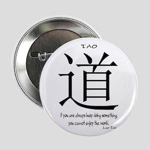 Tao Lao Tzu Quote Button