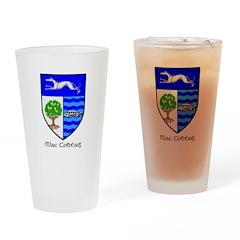 Coffey Drinking Glass