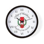 Blaiddwyn Wall Clock