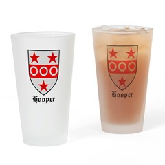 Hooper Drinking Glass