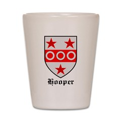 Hooper Shot Glass