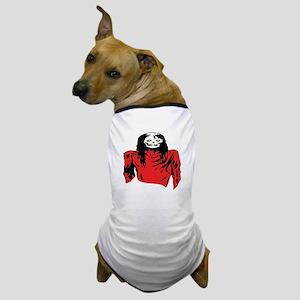 Zombie Woman Dog T-Shirt