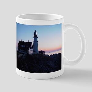 Portland Headlight Daybreak Mug