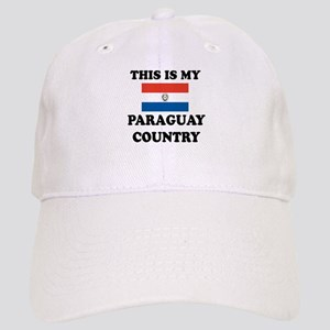 This Is My Paraguay Country Cap