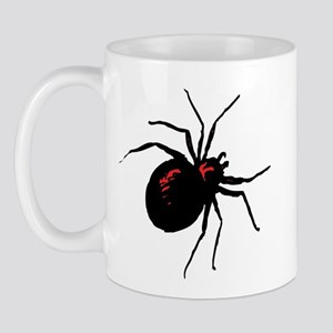 Black Widow Spider Mug