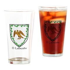 Lowry Drinking Glass