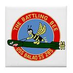 USS Balao (SS 285) Tile Coaster