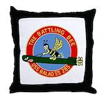 USS Balao (SS 285) Throw Pillow