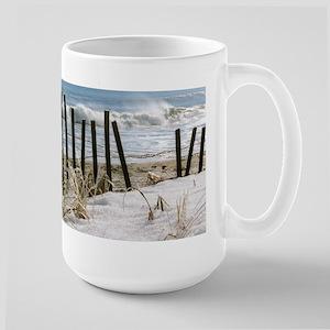 Old Orchard Beach Large Mug