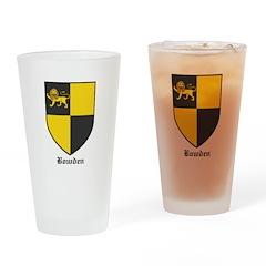 Bowden Drinking Glass