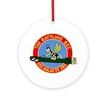 USS Balao (SS 285) Ornament (Round)