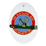 USS Balao (SS 285) Oval Ornament