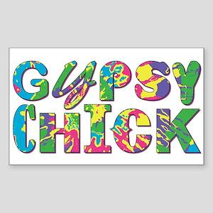 GYPSY CHICK Sticker