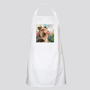 Airedale Painting Apron