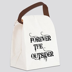 FOREVER THE OUTSIDER Canvas Lunch Bag