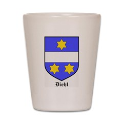 Diehl Shot Glass
