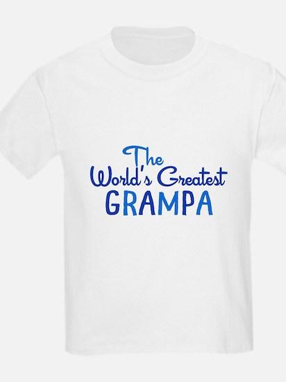 The World's Greatest Grampa T-Shirt