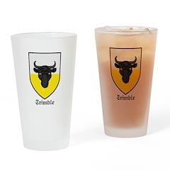 Trimble Drinking Glass