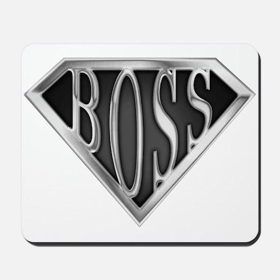SuperBoss(metal) Mousepad
