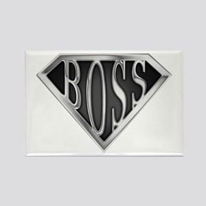SuperBoss(metal) Rectangle Magnet