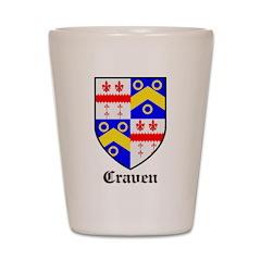 Craven Shot Glass