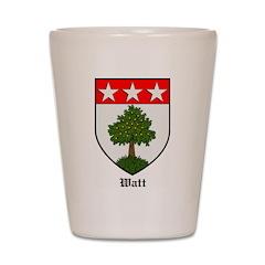 Watt Shot Glass