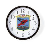 USS Barbero (SSG 317) Wall Clock