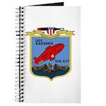USS Barbero (SSG 317) Journal