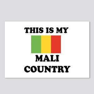 This Is My Mali Country Postcards (Package of 8)