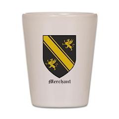 Merchant Shot Glass