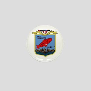 USS Barbero (SSG 317) Mini Button
