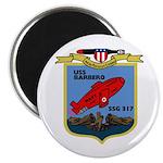 "USS Barbero (SSG 317) 2.25"" Magnet (100 pack)"