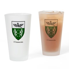 Donohue Drinking Glass