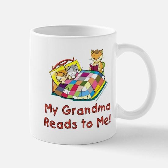 Grandma Reads Mug