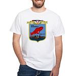 USS Barbero (SSG 317) White T-Shirt