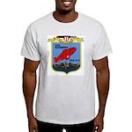 USS Barbero (SSG 317) Light T-Shirt