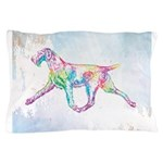 German Wirehaired Pointer Pillow Case