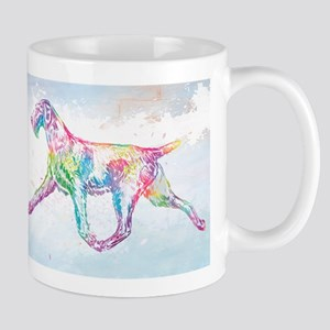 German Wirehaired Pointer Mugs