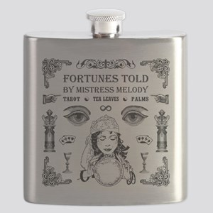 MISTRESS MELODY Flask