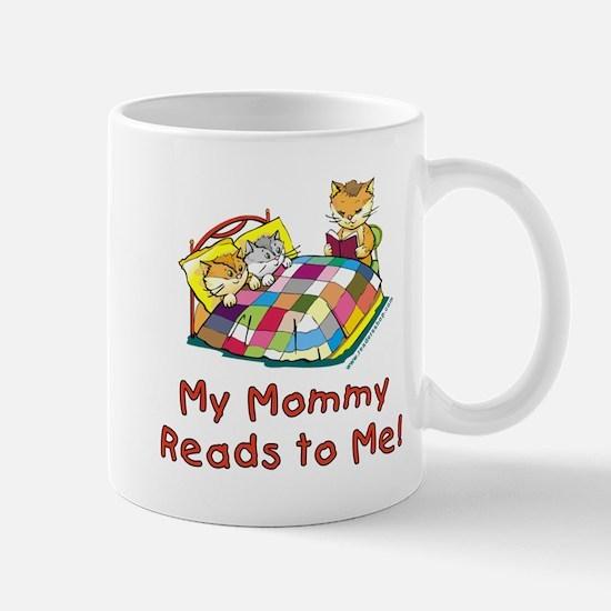 Mommy Reads Mug