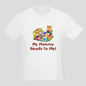 Mommy Reads Kids Light T-Shirt