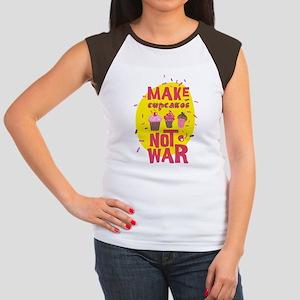 Peace Love Cupcakes T-Shirt