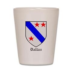 Dallas Shot Glass