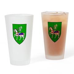 Mccaffrey Drinking Glass