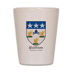 Paterson Shot Glass